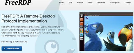Remote Desktop Connection - Mac OS X to Windows - FreeRDP