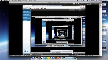 Remote Desktop Connection - Mac OS X to Windows - LogMeIn
