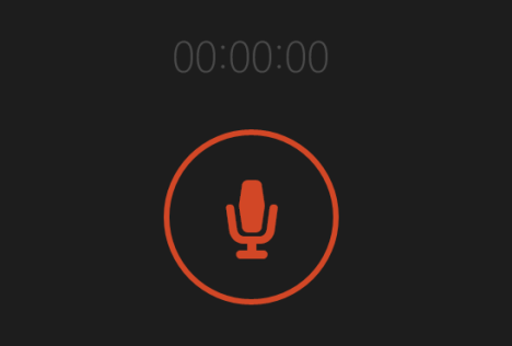 sound recorder, audio, Windows 8.1, app, edit, share