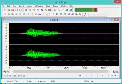 Sound Record, alternative, AudioDope