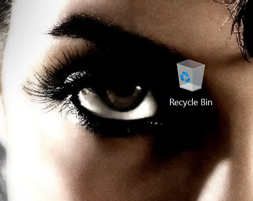 Restore the Recycle Bin on your Desktop
