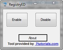 RegistryED
