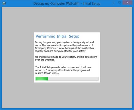 Decrap, Windows, remove, crapware