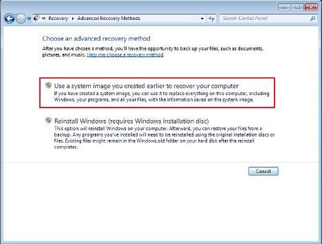 Windows Backup