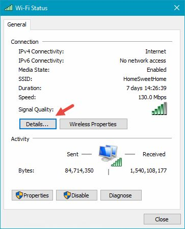 wireless, router, IP, address, find, detect, which, show
