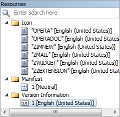 ResEdit Resource Editor