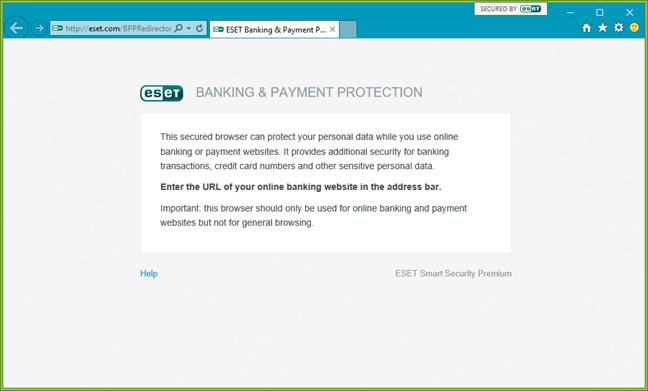Safe banking habits