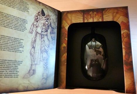 Steelseries Diablo 3 mouse