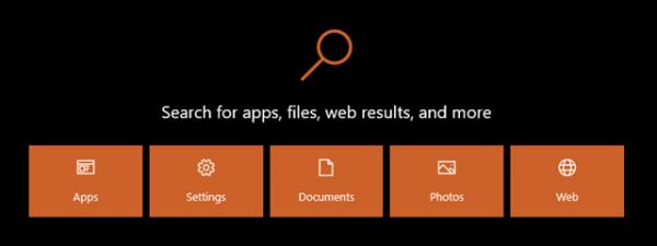 Windows 10 Search