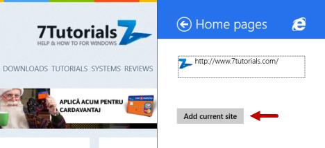Internet Explorer, set, multiple, homepages, startup, Windows