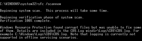 Command Prompt, SFC, System File Checker, repair, corrupted, missing, Windows, files
