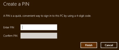 Windows 8 , Windows 8.1, Sign-in options, log in, password, PIN, picture