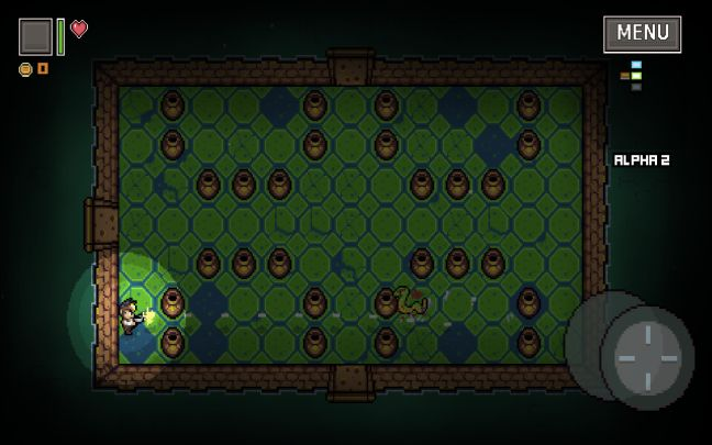 Android, free, game, The Slimeking's Tower, review