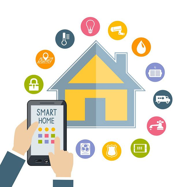 Smart, home, devices, approach