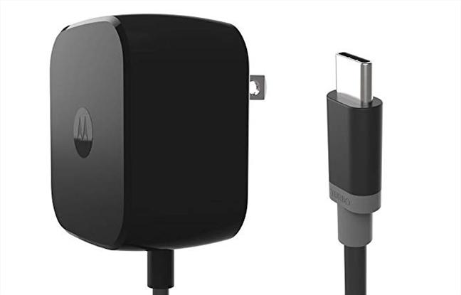 Motorola TurboPower 30 charger