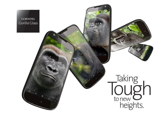 Corning Gorilla Glass - Taking Tough to new heights
