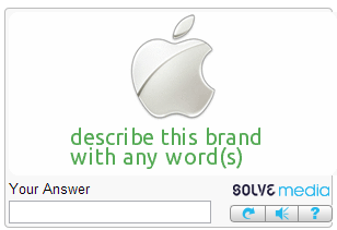 Fun Captchas from Solve Media