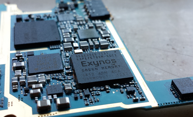 SoC, System on a Chip