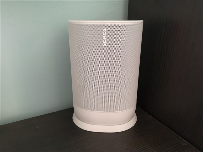 A look at the Sonos Move