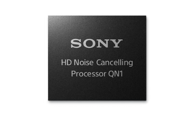 Sony WI-1000XM2 uses the QN1 HD noise-canceling processor