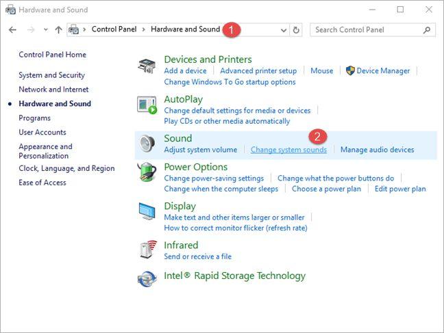 Windows, startup, sound, disable, turn off