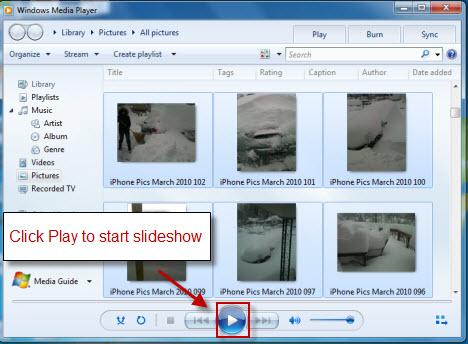 Windows Media Player 12