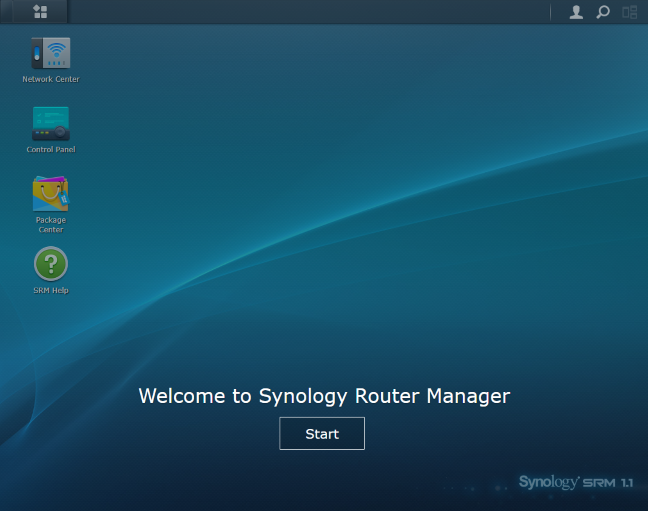 Welcome to the Synology Router Manager