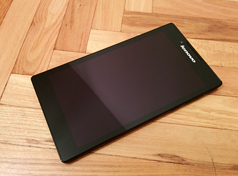 Lenovo, Tab 2, A7, tablet, device, review, performance, test, analysis, Android