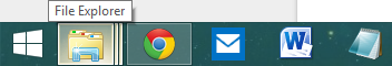 Taskbar, tips, tricks, productivity, shortcuts