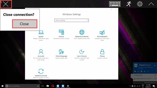 TeamViewer: Remote Control, app, Windows