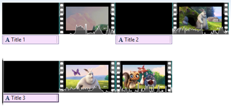 Windows, Movie Maker, movies, add tiles, captions, credits