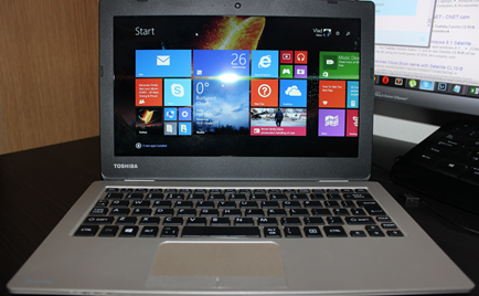 Toshiba, Cloudbook, Satellite CL10-B, Windows 8.1, review, performance