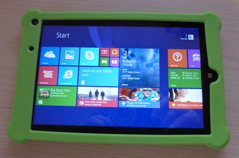 Toshiba, Encore, tablet, Windows 8.1, review, performance
