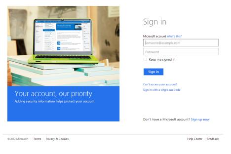 Windows 8 - Trust this PC