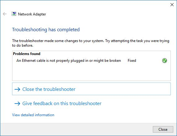 Windows, troubleshoot, network, internet, problems