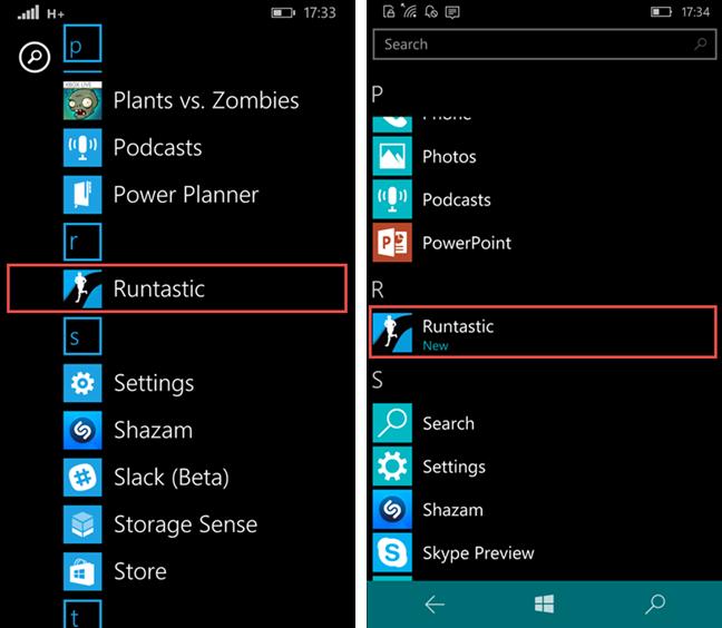 Windows 10 Mobile, Windows Phone, uninstall, apps, games