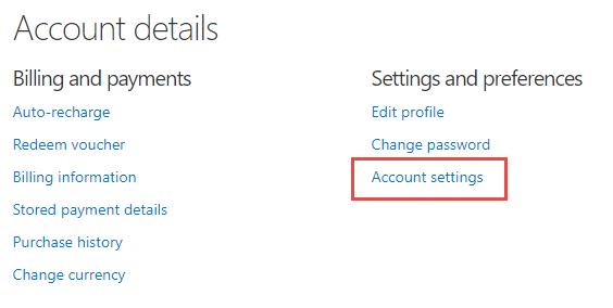 Unlink, Skype, Microsoft