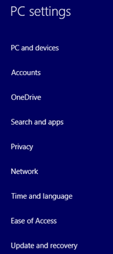 Windows 8.1, user accounts, local account, Microsoft account, difference