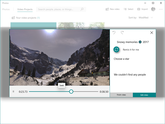 Editor de video: un reemplazo de Windows Movie Maker para Windows 10