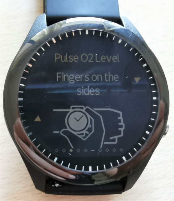 Navigating the ASUS VivoWatch SP