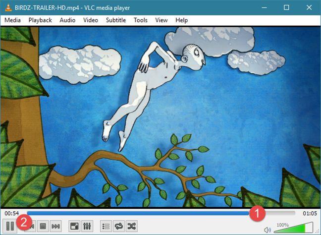 VLC Media Player, save, frames, movies, screenshots, images