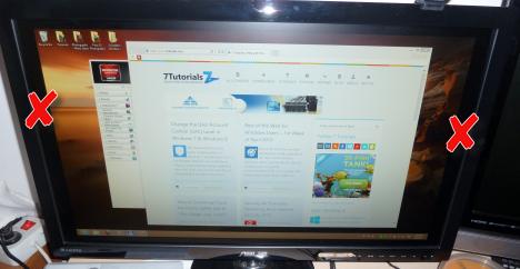No Full Screen Image, Blurry Image, AMD/ATI video card