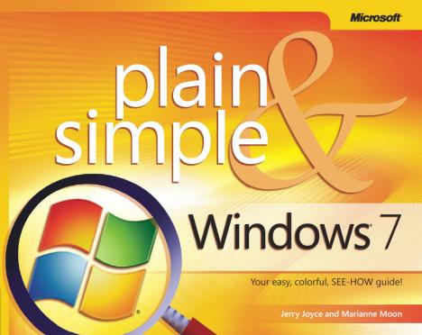 Windows 7 Plain and Simple