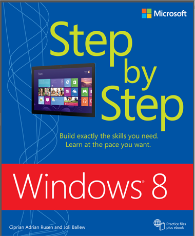 Windows 8 Step by Step - Review of the Best Windows 8 Book