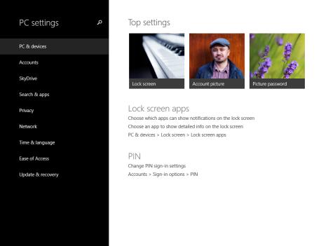 Windows 8.1, Public Preview, Windows Blue, Features, Improvements