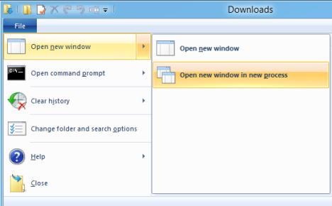 Windows Explorer