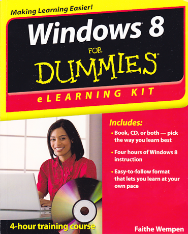 Book Review - Windows 8 for Dummies eLearning Kit