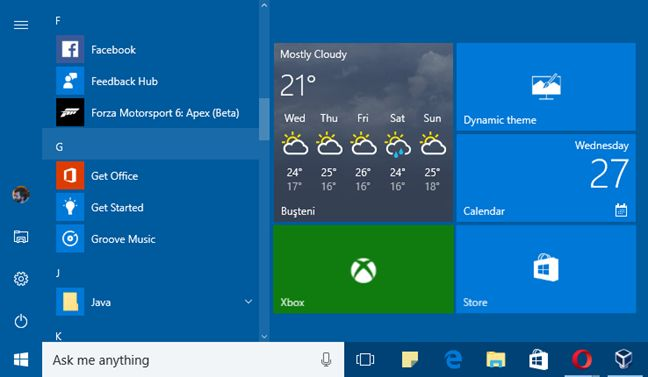 Windows 10, Anniversary Update, features, new