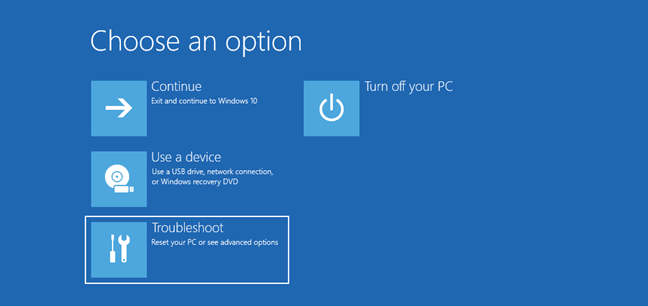 8 Ways To Boot Into Windows 10 Safe Mode Digital Citizen