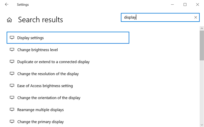Try refining your search with better keywords if you can't find your setting